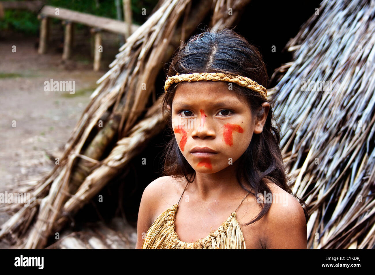 hot tribal amazon girls