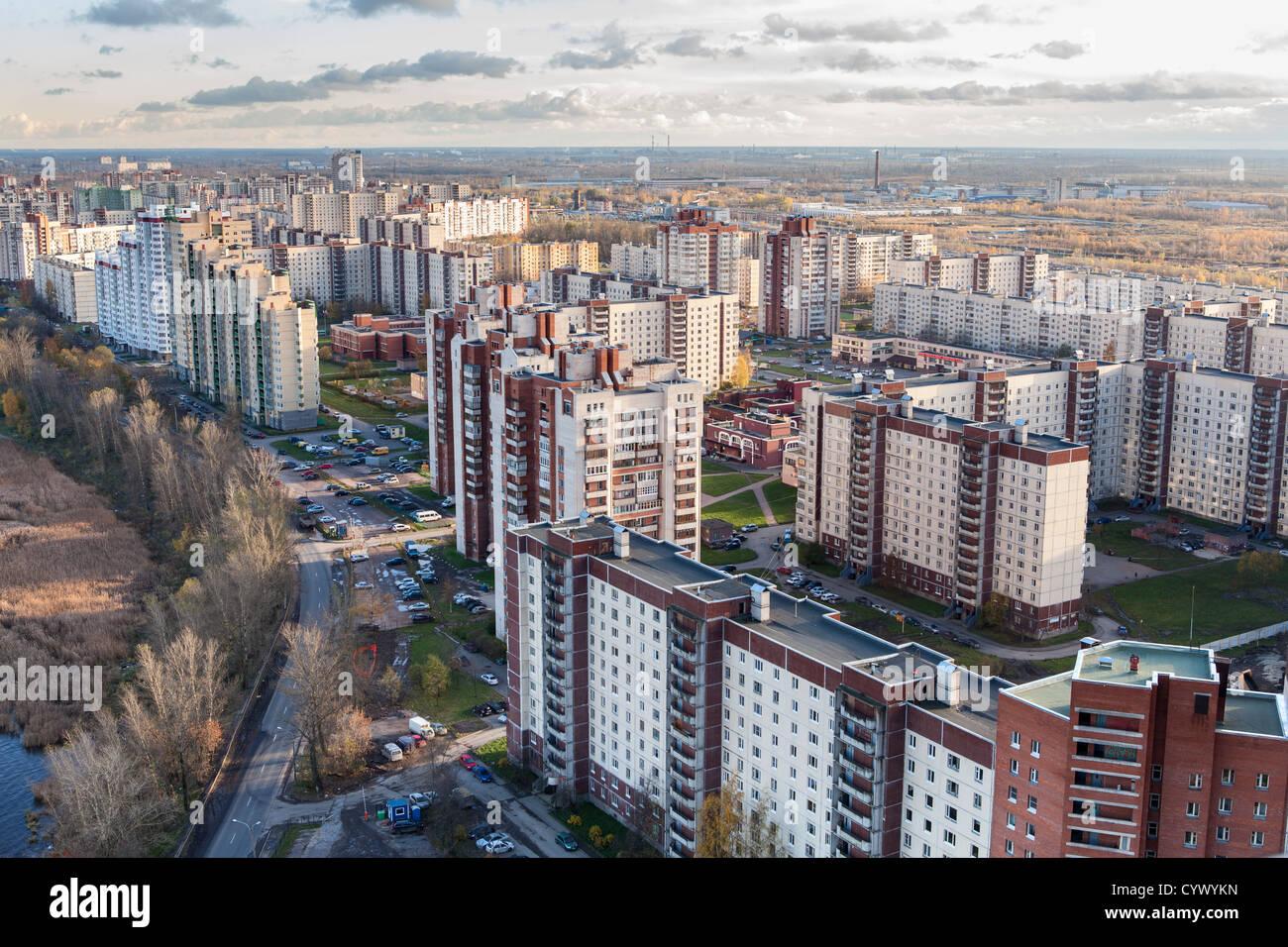 Where in St. Petersburg buy housing 26