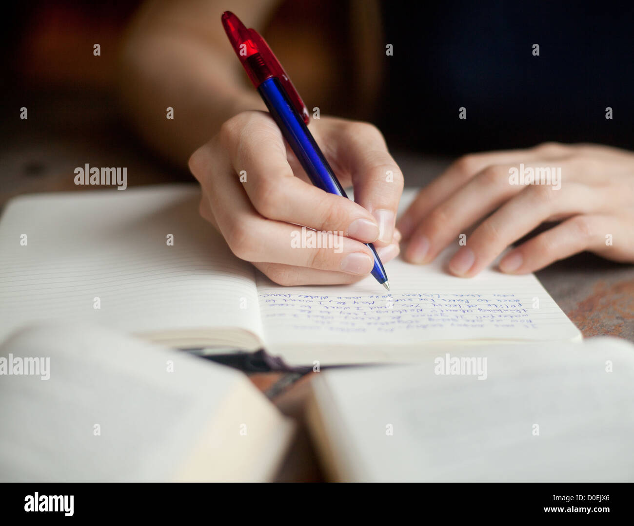 Education abstract - Stock Image