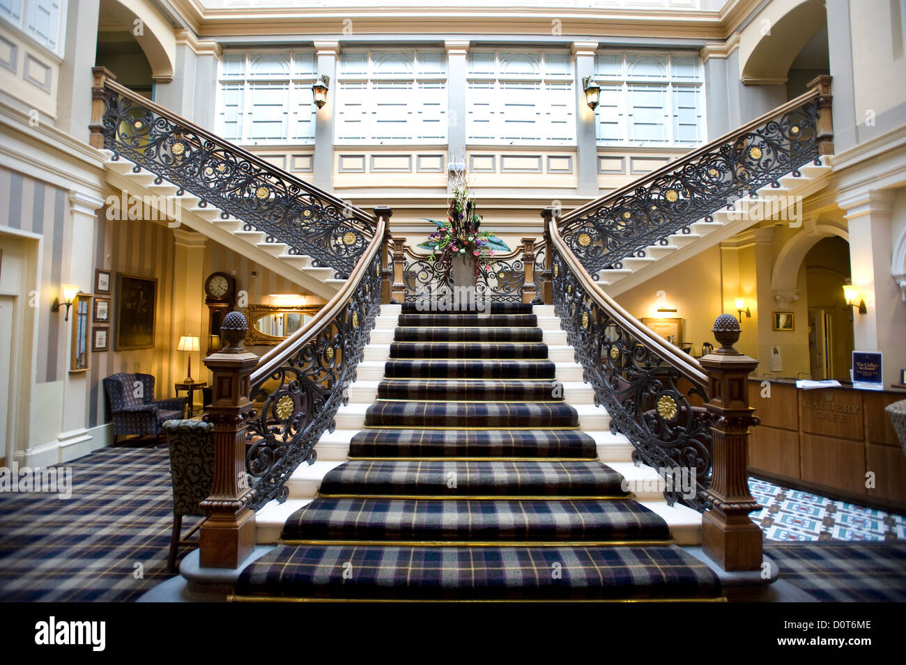 Marina Blue Floor Plans The Grand Staircase In The Highland Railway S Quot Station