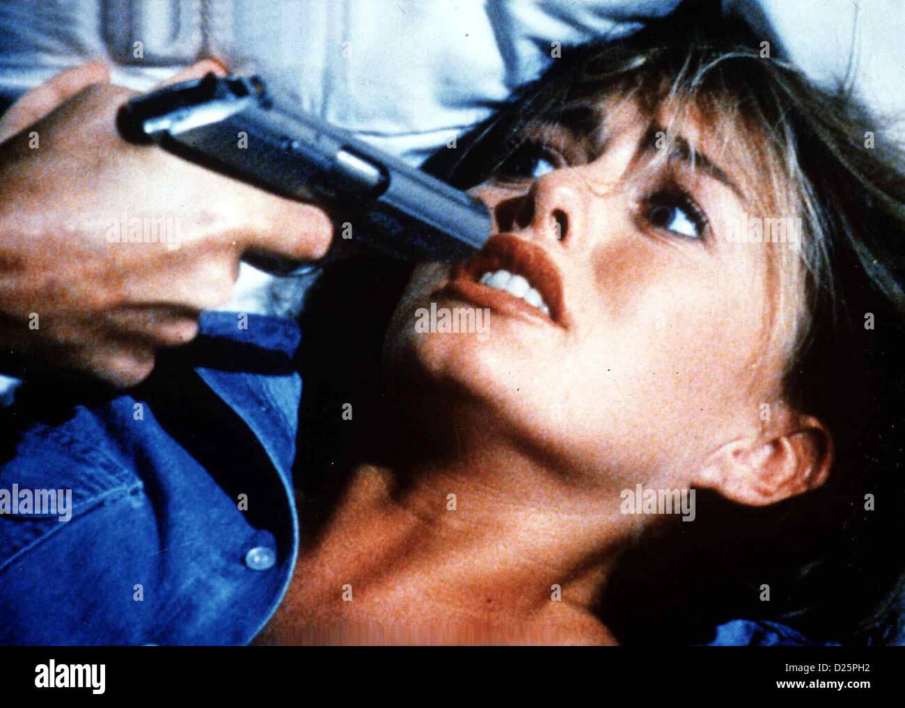Total Terminator  Timebomb  Patsy Kensit Als Eddie Kay eines Tages ein Kind rettet, wird er anschliessend von gewalttaetigen - Stock Image