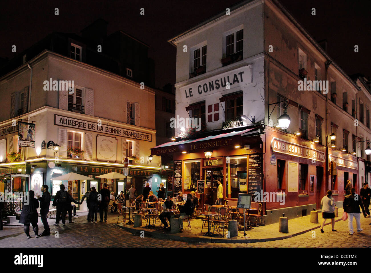 Restaurant Le  Caf Ef Bf Bd Paris