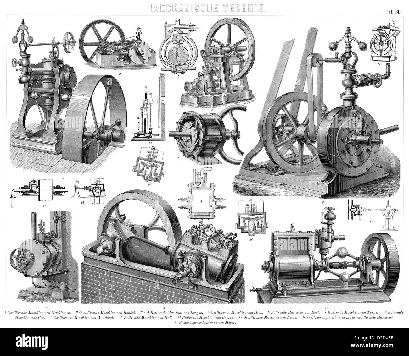 Steam Powered Black and White Stock Photos & Images - Alamy