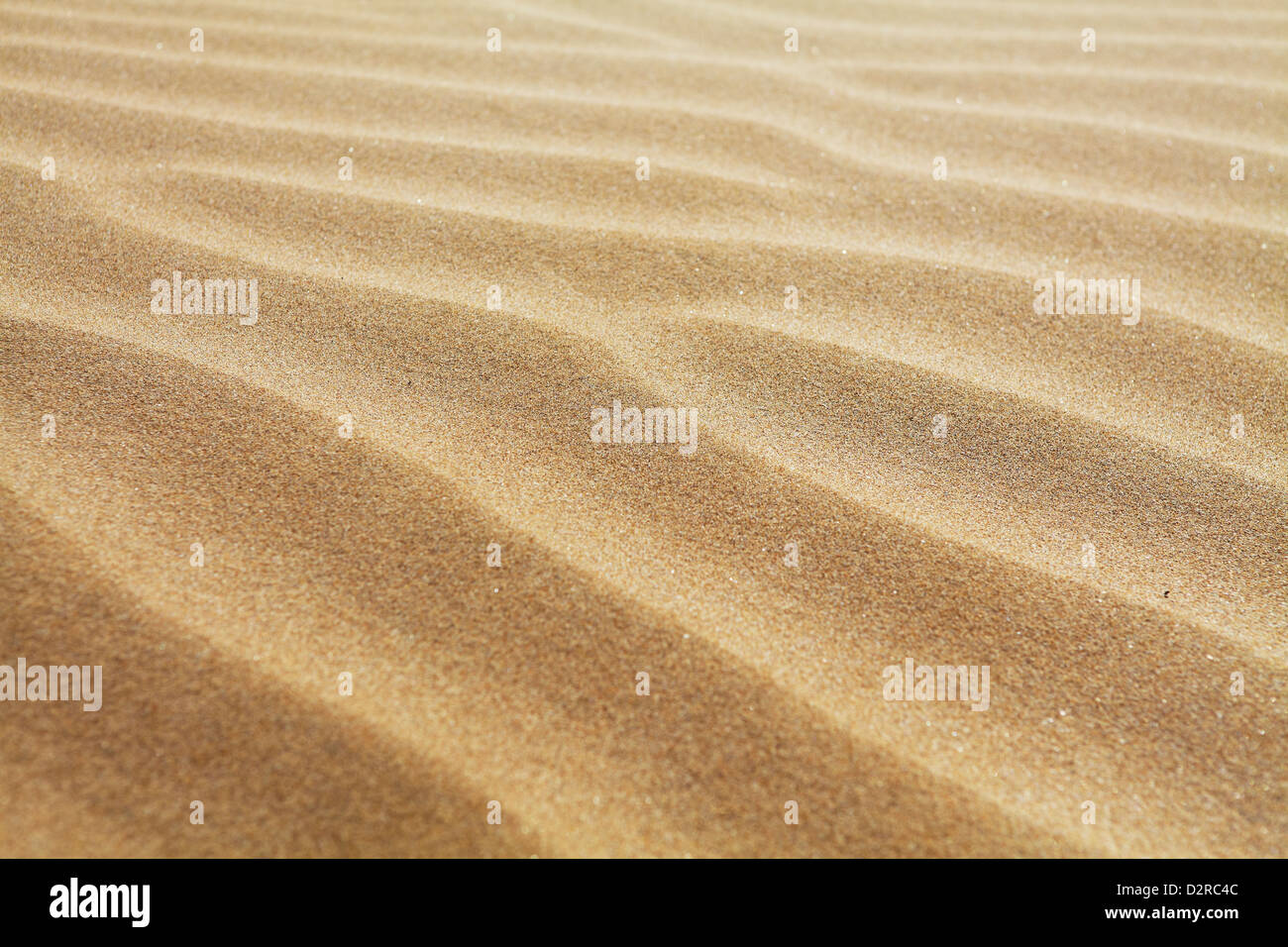 Sand abstract background - Stock Image