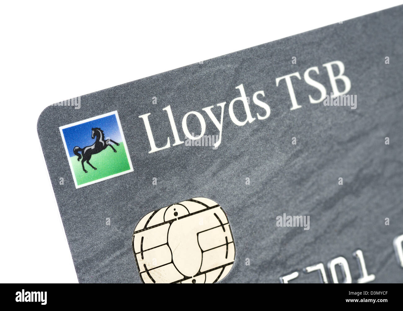Lloyds tsb bank credit card issued in the uk stock photo 53935631 lloyds tsb bank credit card issued in the uk colourmoves