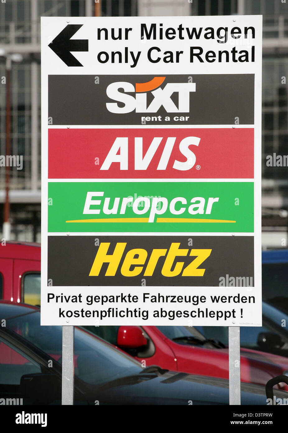 Rental cars (Source: henpoi.tk) Renting a car in Germany (Mietwagen, Leihwagen) entails pretty much the same process as in the henpoi.tk of the major US and European car rental agencies are represented in Germany including Avis, Hertz, Budget, Alamo, Sixt, and Europcar.