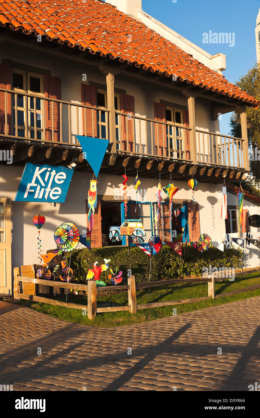 Kite Flite Shop Selling Kites and Garden Toys in Seaport Village San ...