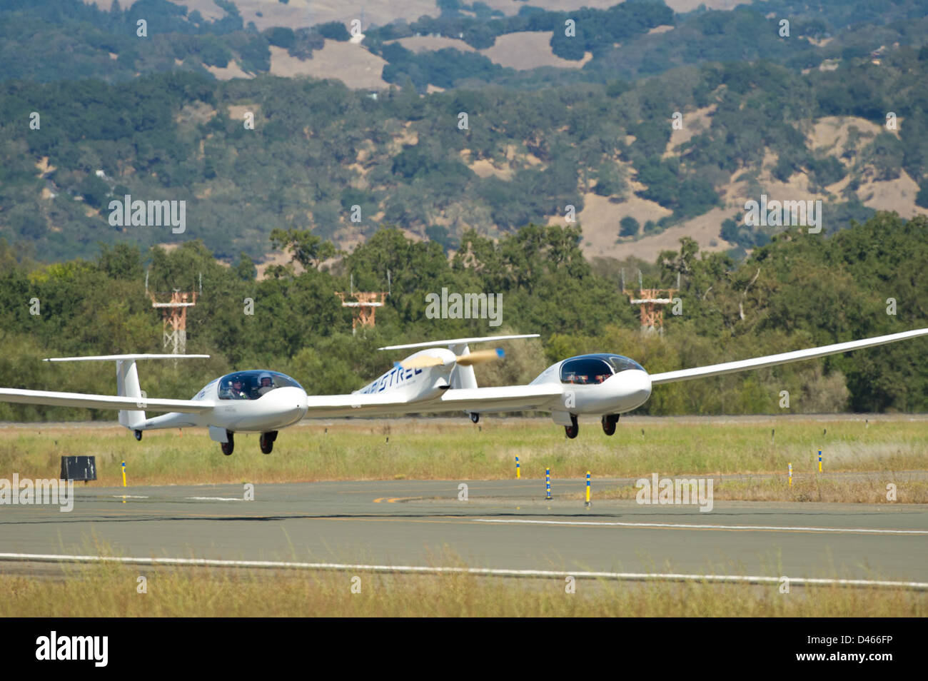 Green Flight Challenge (201109260016HQ) Stock Photo
