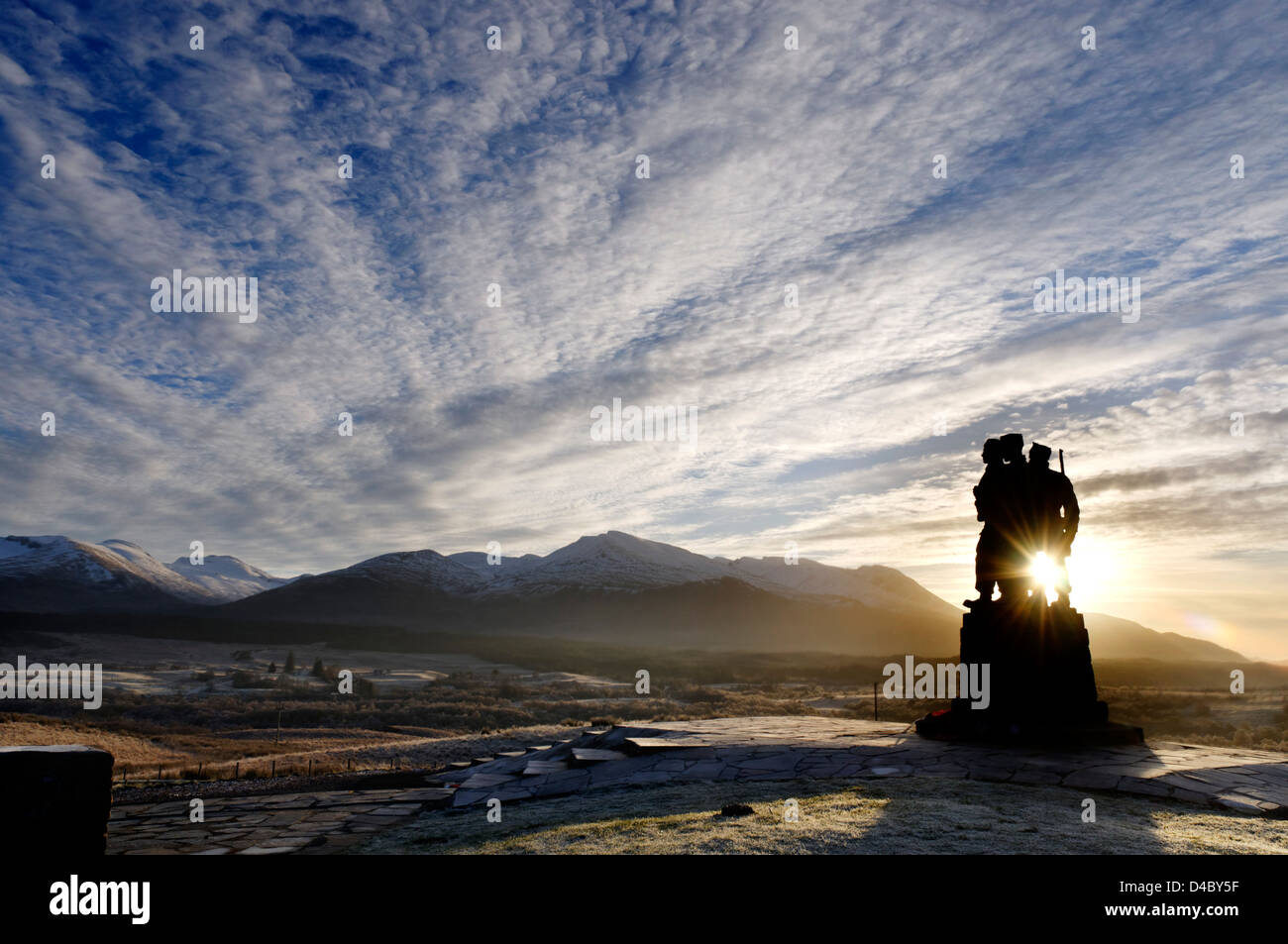 a-dramatic-winter-sunrise-with-the-commando-memorial-at-spean-bridge-D4BY5F.jpg