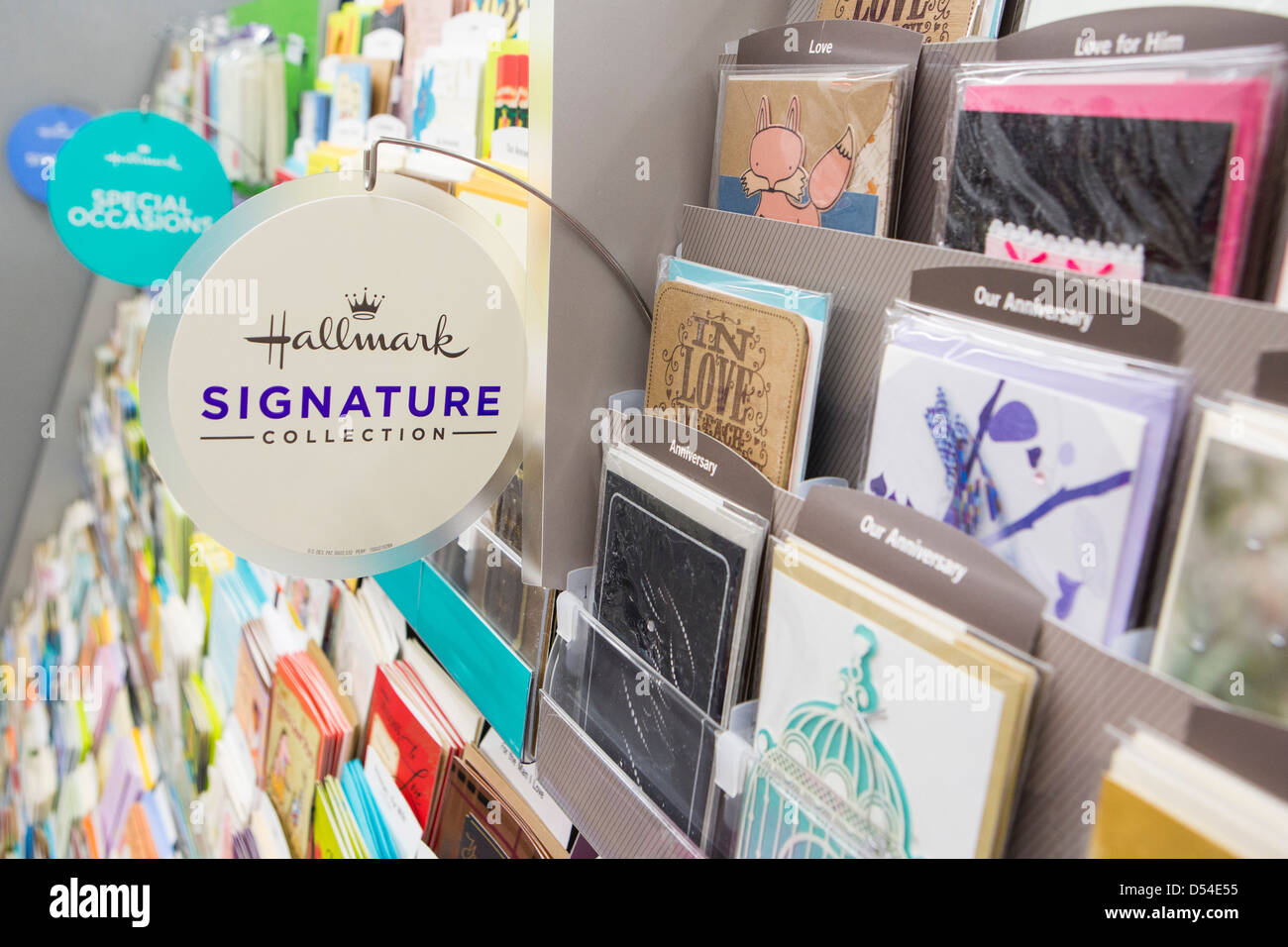 Hallmark greeting cards on display at a walgreens flagship store hallmark greeting cards on display at a walgreens flagship store m4hsunfo