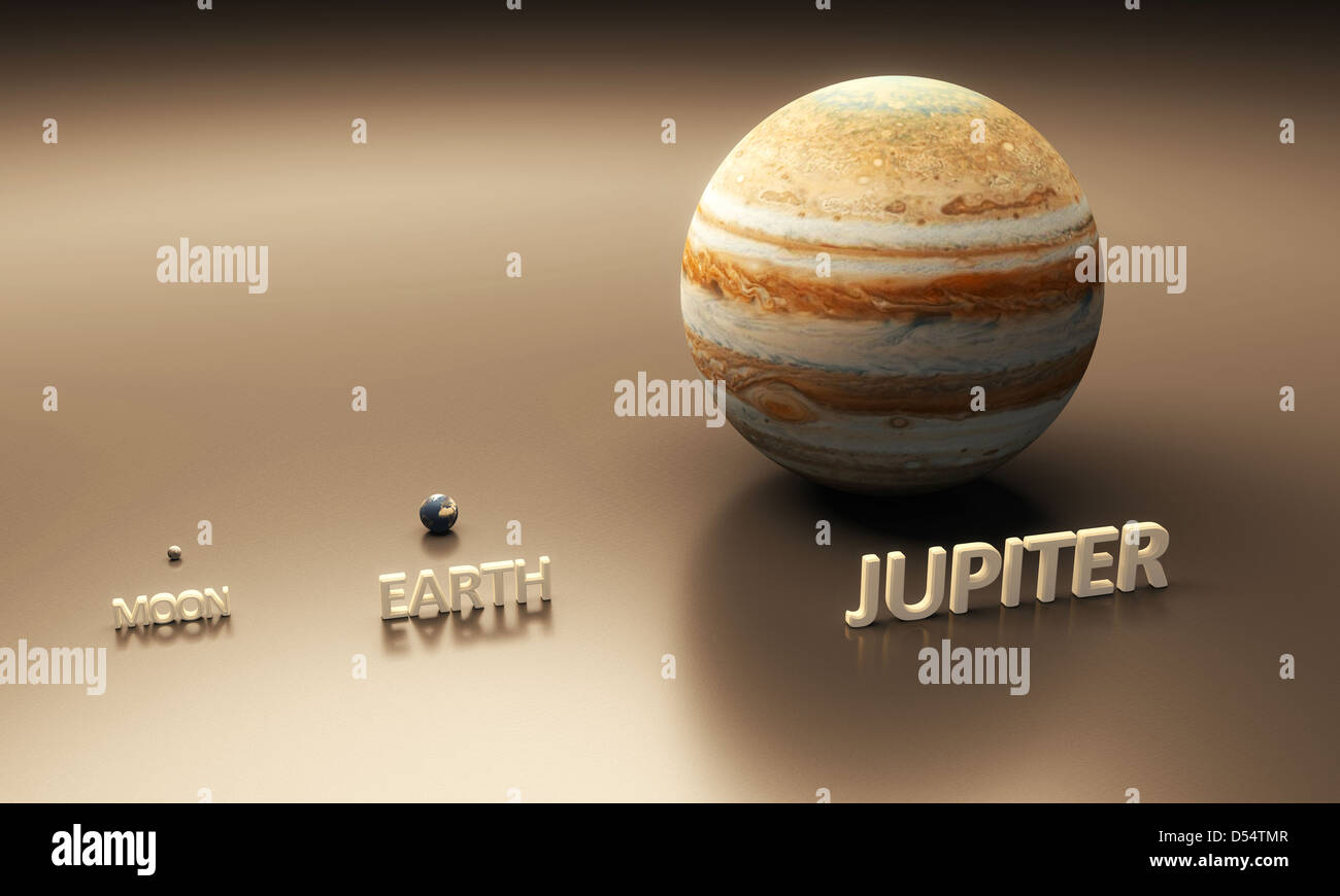 an analysis of the planet jupiter and itd moons While jupiter, the fifth planet from the sun, has large moons such as ganymede - the biggest in the solar system with a diameter of 3,273 miles (5,268 km) - the new ones range in size from about.