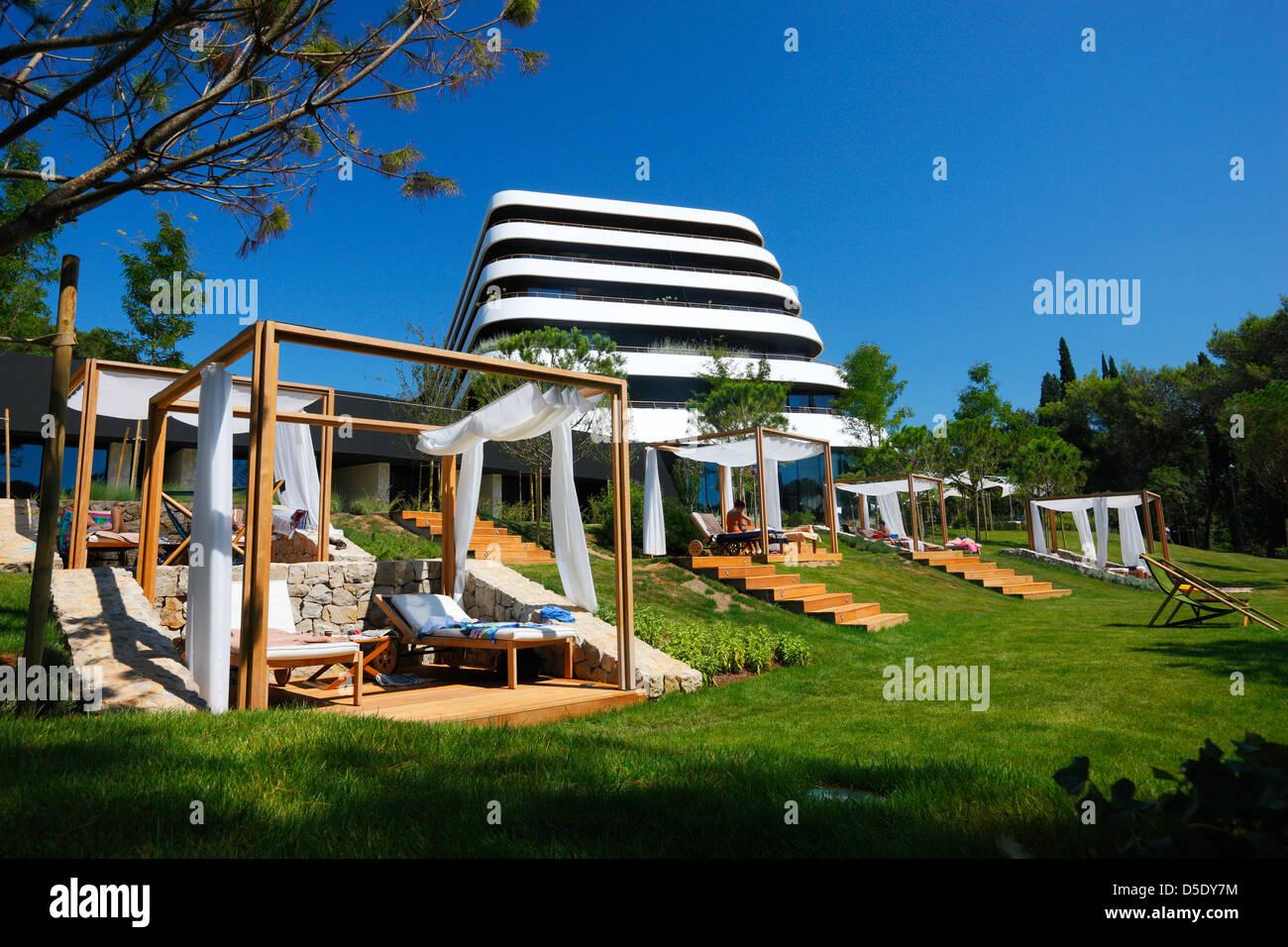 Hotel lone in rovinj croatia stock photo 55011144 alamy hotel lone in rovinj croatia sisterspd