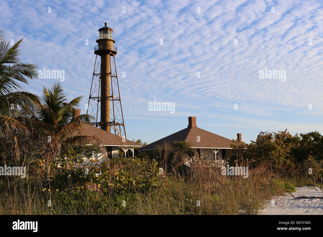 Good The Sanibel Island Light Or Point Ybel Light Is The First Lighthouse On  Floridau0027s Gulf Coast North Of Key West Design Inspirations