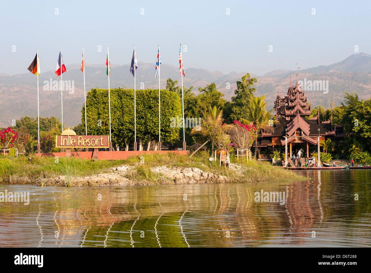 NK the Little Inn - Nyaung Shwe - Myanmar - YouTube