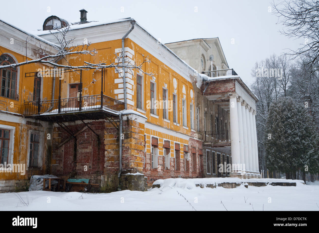 What is the estate in the Russian Empire beginning of the XIX century 94