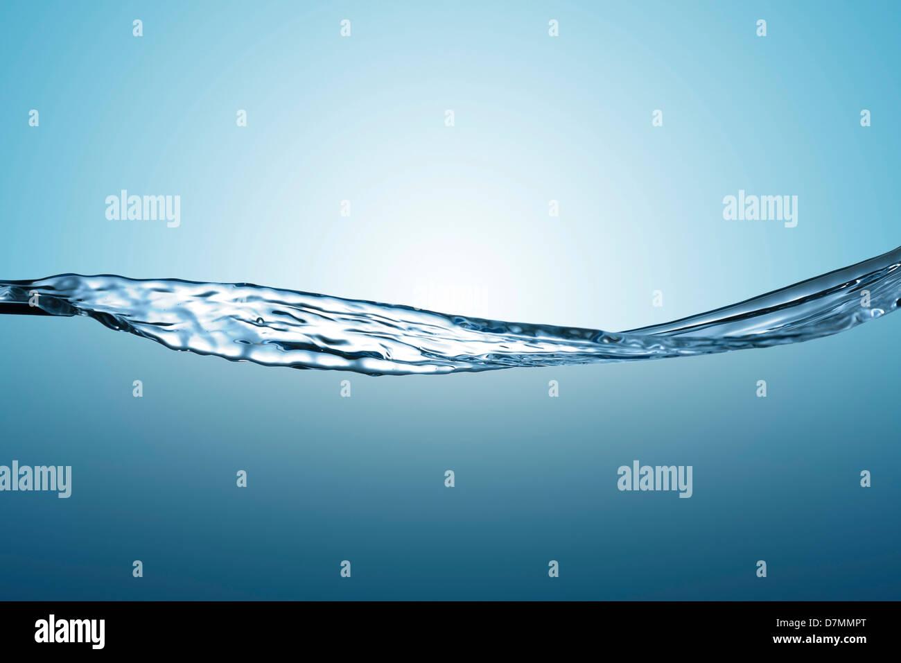 Wave - Stock Image