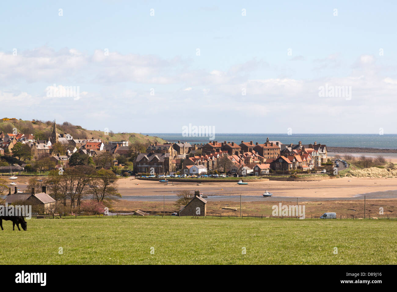 alnmouth-seafront-alnwick-northumberland