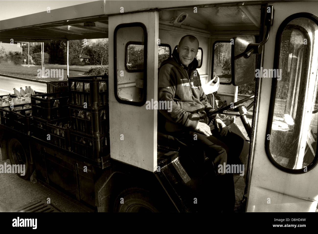 mono,monochrome,B/W,black,and,white,vehicle,electrical,milkman,milk,man,morning,delivery,bottles,cartons,deliveries,morning,eggs,cream,cheese,butter,yogurt,or,soft,drinks,float,fresh,local,dairies,dairy,Morrison-Electricar,Smiths,Wales,&,Edwards,Osborne,Harbilt,Brush,Bedford,and,British,Leyland,gotonysmith,Bluebird,Automotive,unigate,Dairy,Crest,united,dairies,Buy Pictures of,Buy Images Of