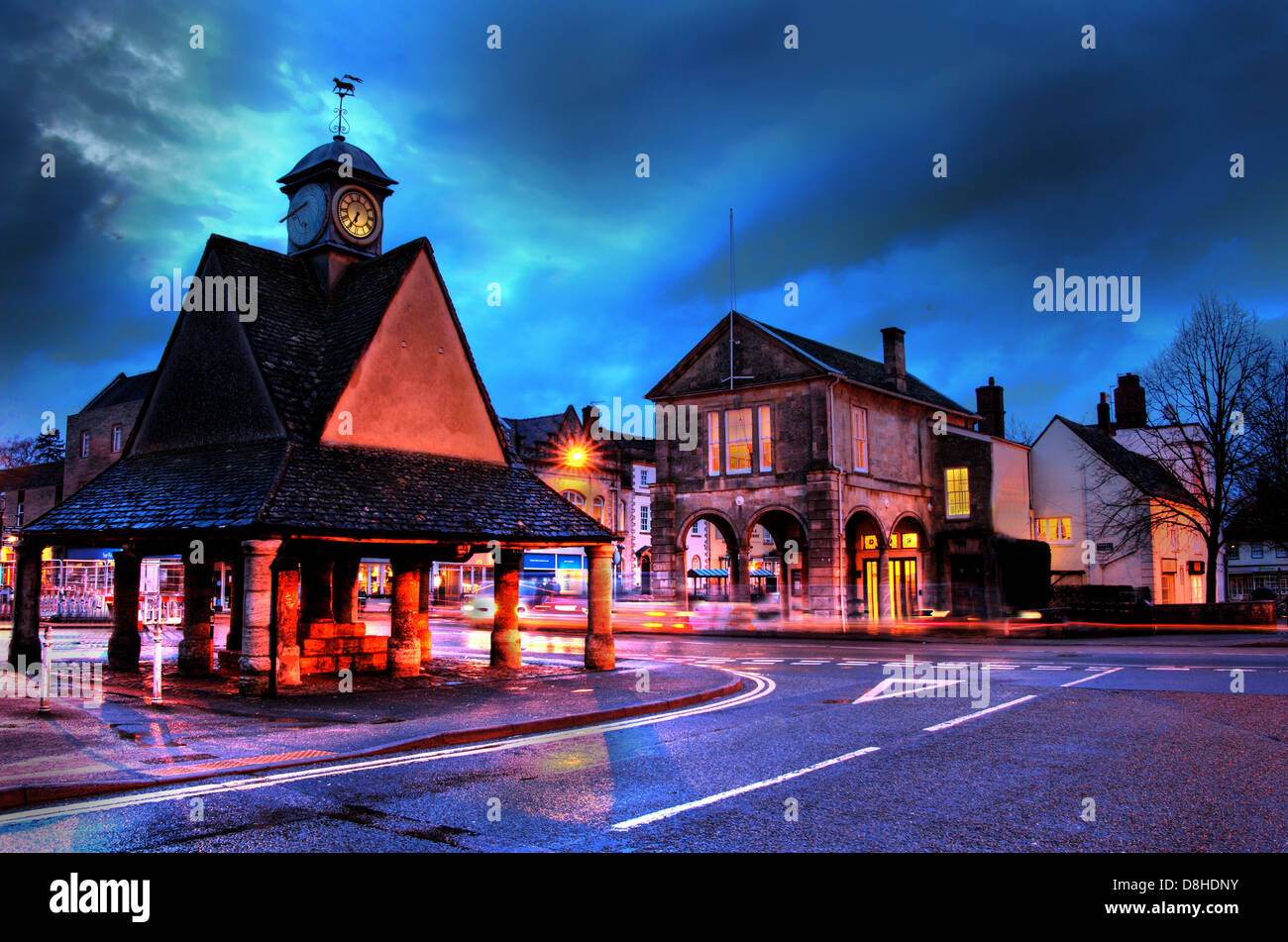 Oxfordshire,dusk,night,England,English,town,towns,historic,history,town,hall,townhall,buttercross,butter,cross,Cotswold,Cotswolds,river,Windrush,old,olde,traditional,tradition,medieval,times,circular,stepped,bases,base,clock,village,green,tourist,travel,tourist,destination,rain,showers,shower,WODC,Gotonysmith,moody,sky,dark,west,district,council,local,authority,GB,great,Britain,British,road,streets,street,Buy Pictures of,Buy Images Of