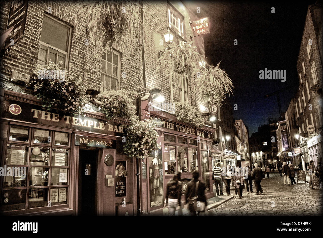 Dusk,city,drinking,tourist,tourism,shot,nightshot,sepia,selective,color,colour,heritage,history,old,classic,street,streets,south,of,the,river,medieval,street,pattern,Dame,Street,Westmoreland,St,Fishamble,urban,decay,old,fashioned,traditional,place,places,to,visit,City,pub,pubs,bar,bars,saloon,D2,gotonysmith tourist tourism travel IE Dub saloons cultural quarter Dublin2,gotonysmith,Buy Pictures of,Buy Images Of