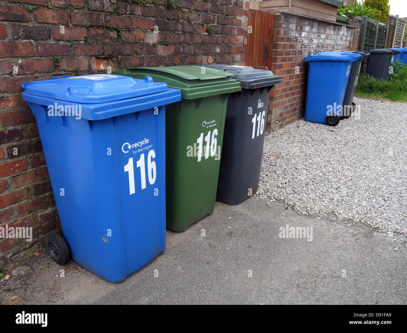 The,many,wheelie,bins,now,required,for,domestic,households,in,England,UK Blue for recycling,Green Garden Waste,Grey,remainder,116,gotonysmith,household,problems,where,to,store,council,local,authority,unitary,WBC,Warrington,Borough,city,town,rubbish,bin,binman,man,trash,in,europe,disposing,disposal,of,flipbin,flip,bins,container,mess,weekly,fortnightly,collection,collections,weigh,weighing,tax,opening,lid,private,home,homes,can,English,dumpster,dumpsters,German,patent,held,by,Schneider,120,to,360,litres,wheels,on,bottom,handle,local,Councils,waste,management,policies,Councils,dustcart,garbage,bags,kerb,side,kerbside,gotonysmith,Buy Pictures of,Buy Images Of