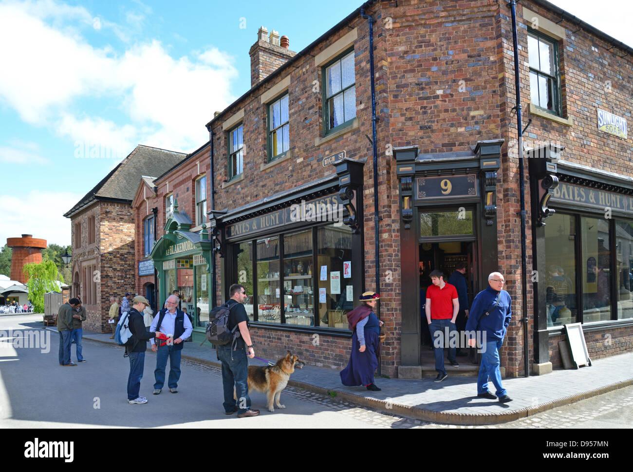 Telford shropshire united kingdom