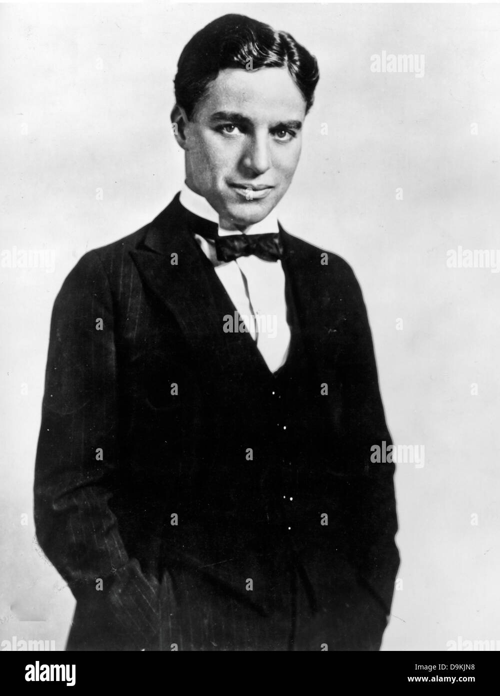 charlie chaplin Stock Photo