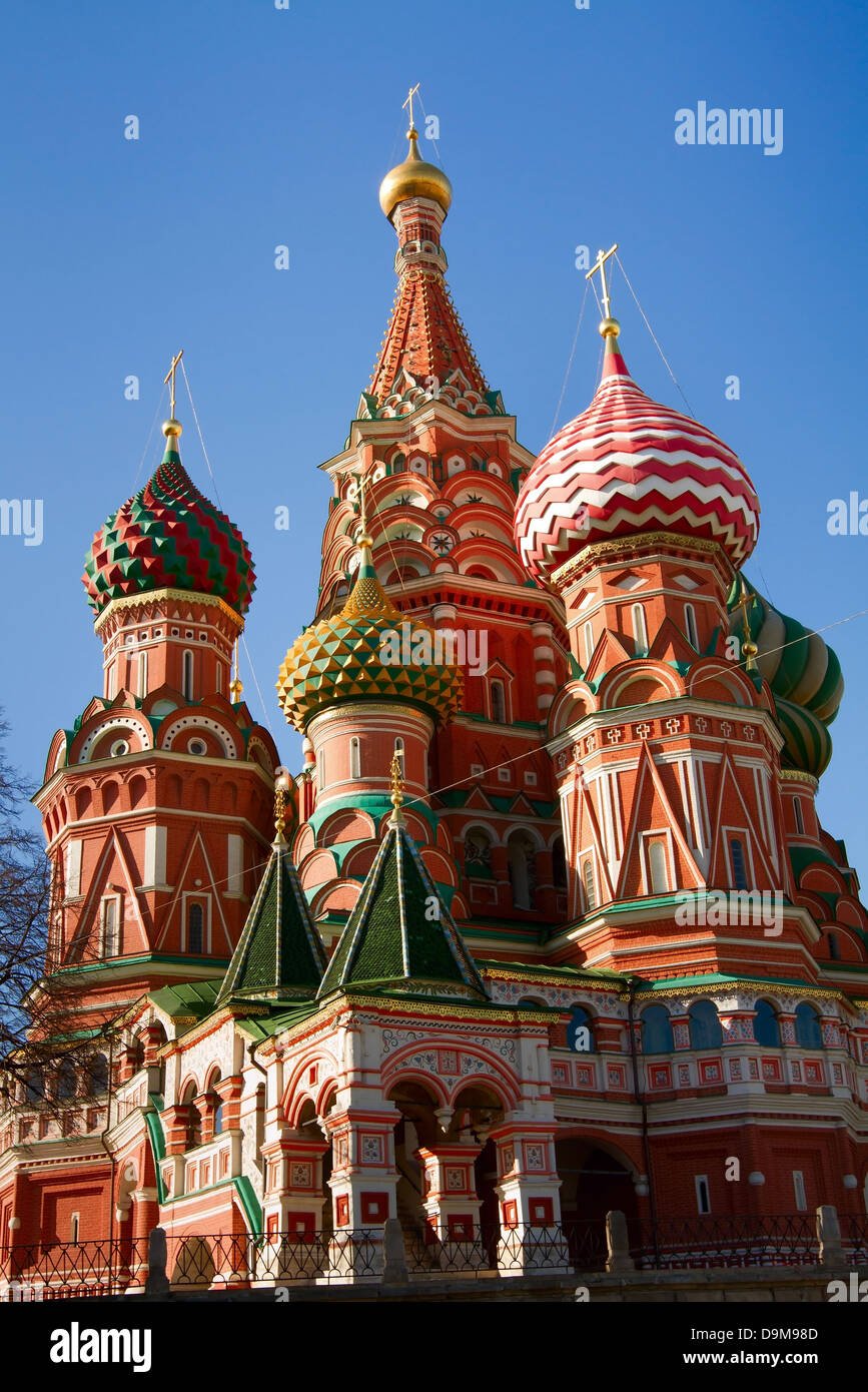 Moscow, Russia - Stock Image