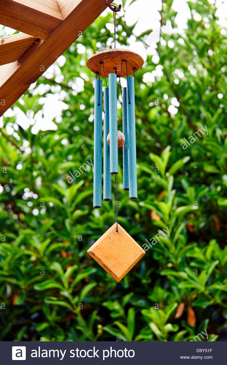 Wind Chimes Stock Photos & Wind Chimes Stock Images - Alamy