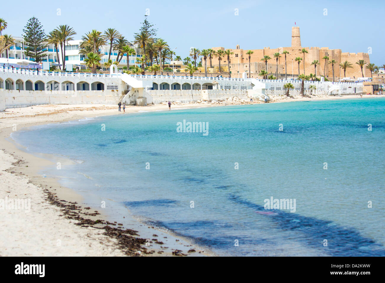 Sousse Ribat, Sousse, TunisiaStock Photo