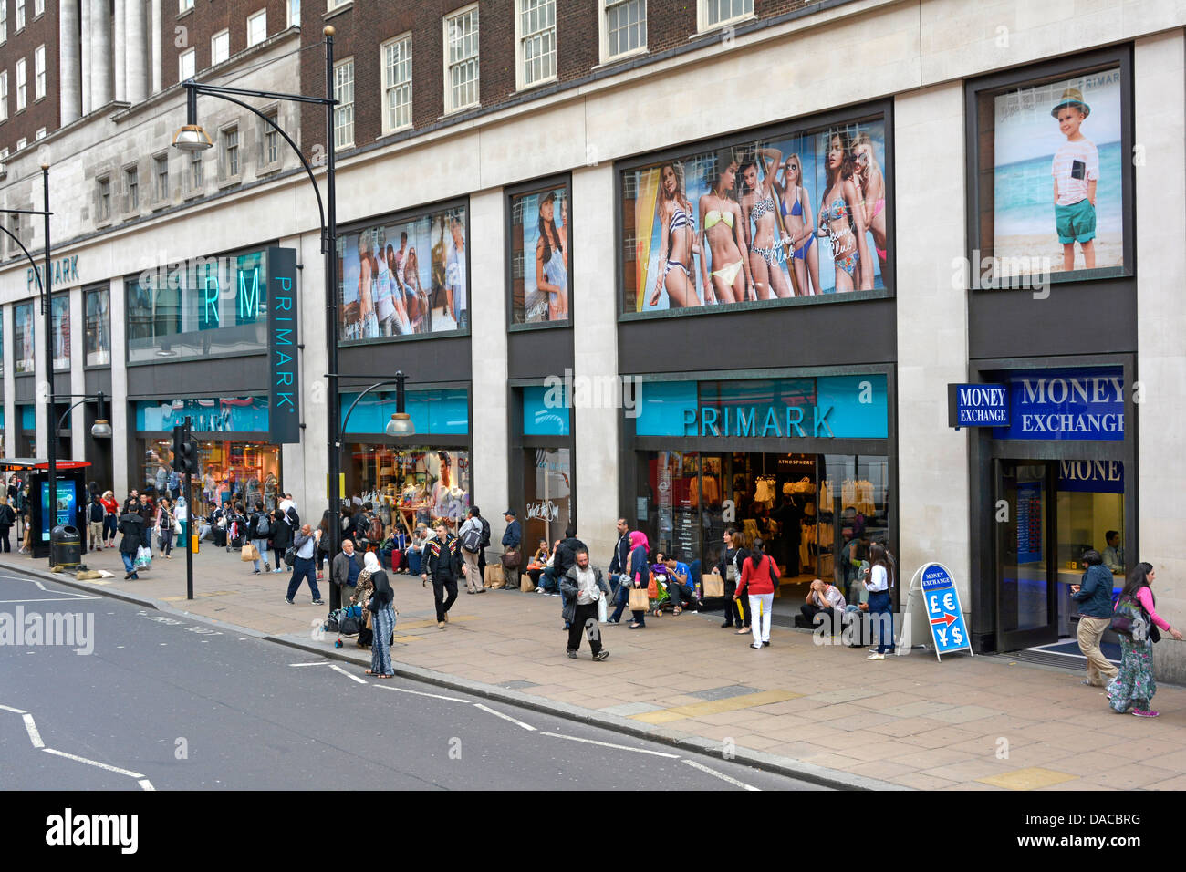 Clothing stores in london