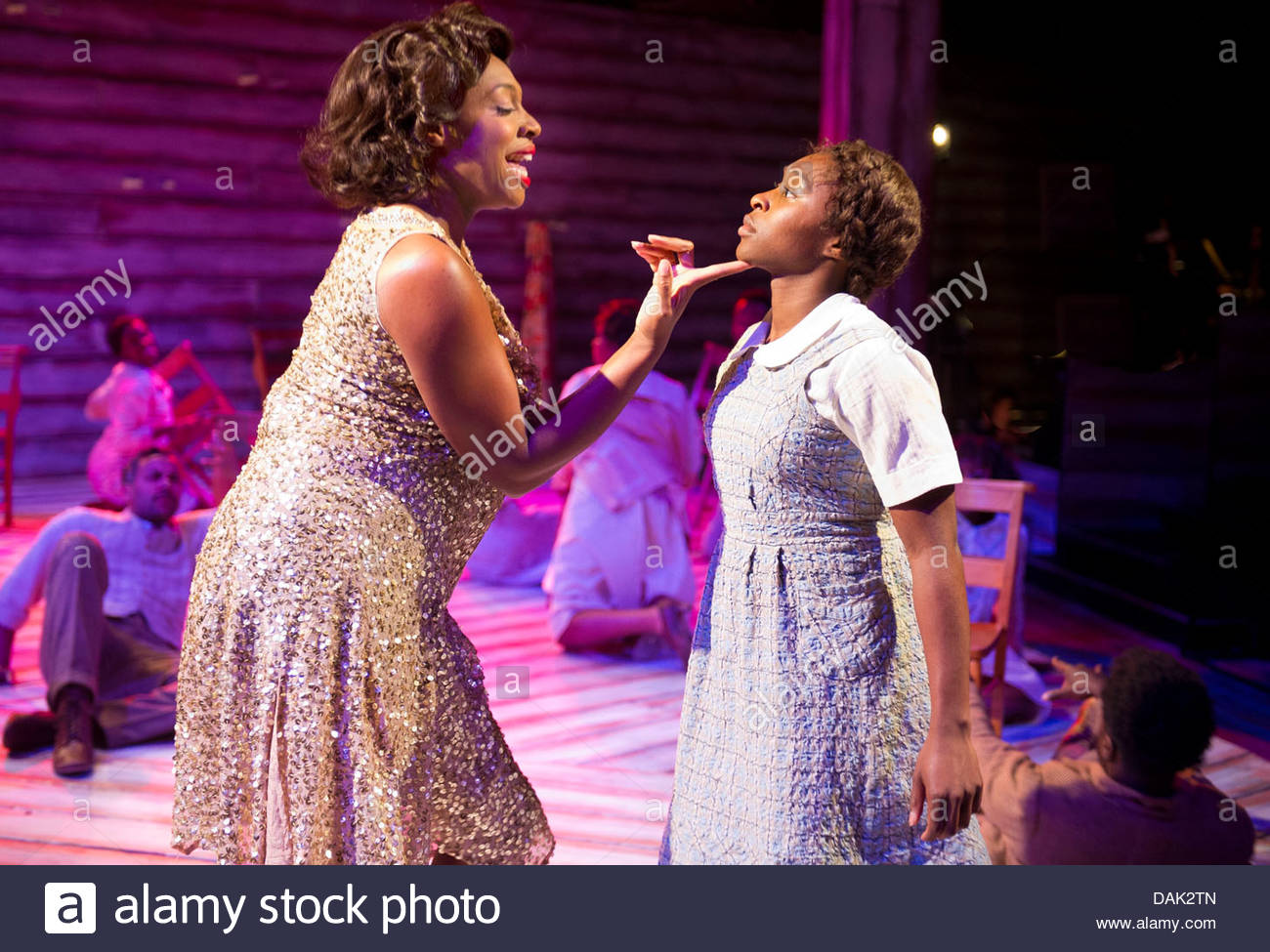 The Color Purple, A Musical based on the novel by Alice Walker ...