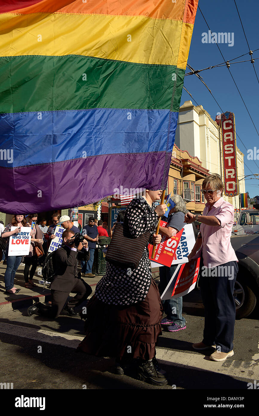 Can san francisco supreme court gay marriage that