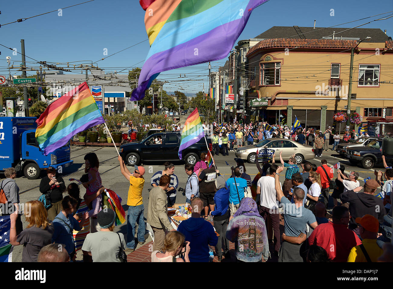 Are not san francisco supreme court gay marriage