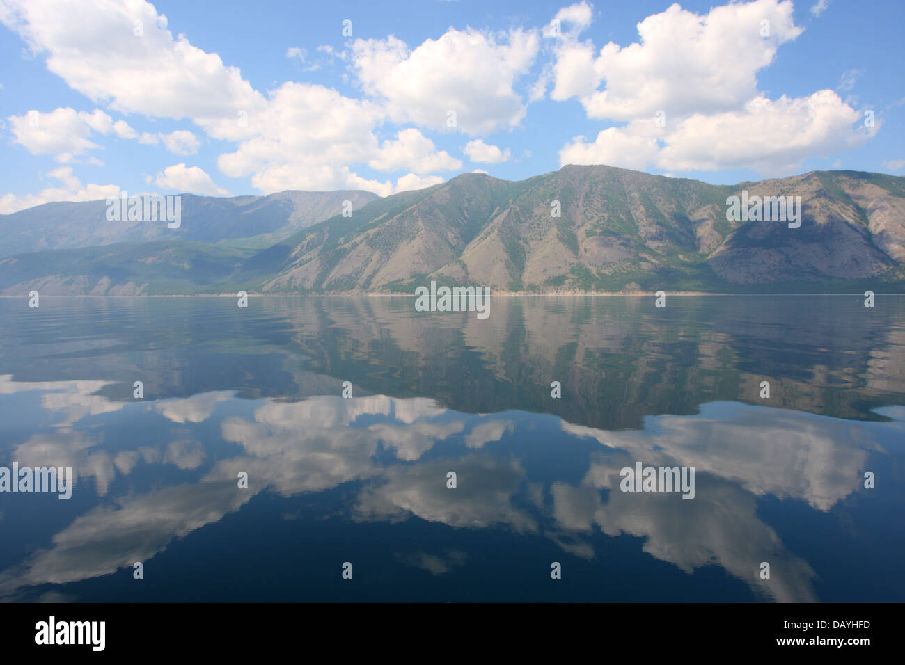 Lake Baikal, Siberia, Russia - Stock Image