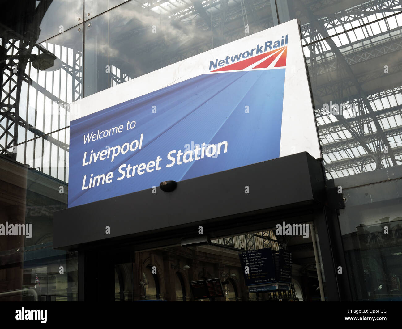 from,Network,Rail,in,English,city,in,front,of,canopy,of,mainline,station,entrance,high,speed,rail,link,intercity,train,trains,fast,railroad,nw,north,west,northwest,England,Virgin,franchise,st,limeSt,LimeStreet,main,line,terminus,Coast,TransPennine,Express,NetworkRail,managed,by,curved,iron,roof,gotonysmith regional overground Merseyside redevelopment L1 1JD L11JD,Buy Pictures of,Buy Images Of