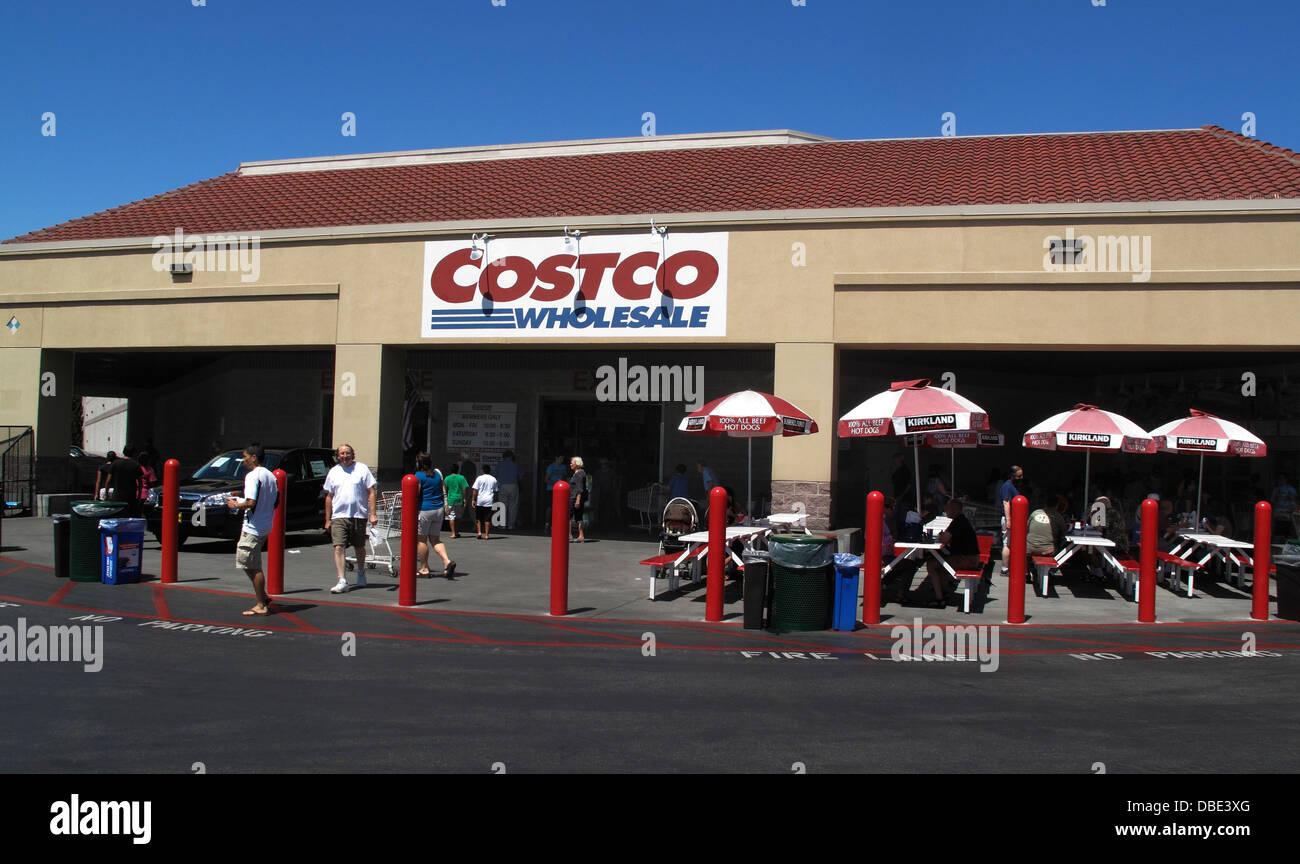 Costco wholesale warehouse club in san jose california stock photo costco wholesale warehouse club in san jose california thecheapjerseys Images