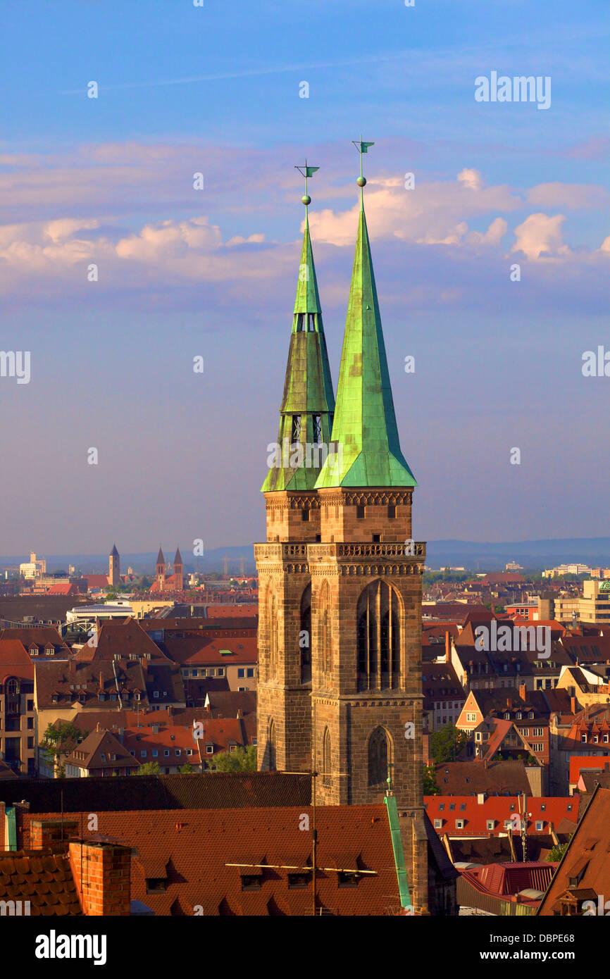 Nuremberg, Bavaria, Germany, Europe - Stock Image