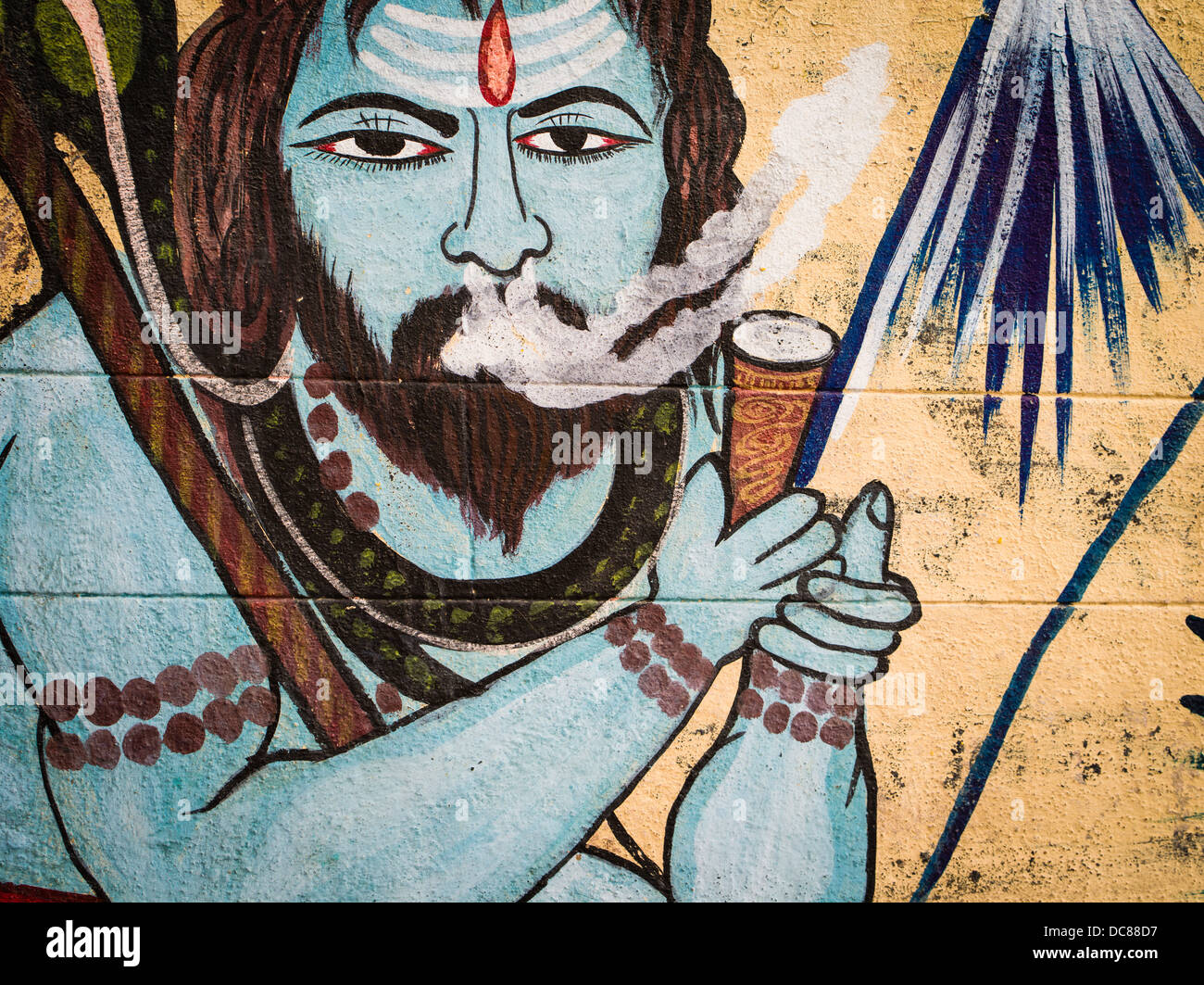 Lord Shiva Smoking Chillum Hd Wallpaper Download The Galleries Of
