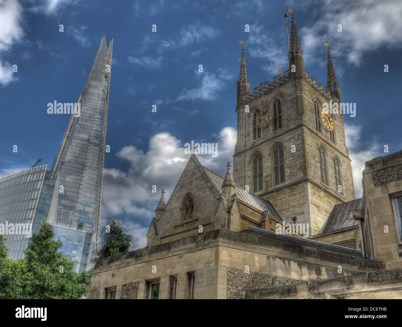 contrast,of,architecture,sunny,glass,building,buildings,old,new,contrasts,2013,summer,GB,great,Britain,British,mix,mixture,of,styles,tourist,tourism,city,of,windows,tallest,shine,church,religious,Anglican,Anglicans,gotonysmith,Buy Pictures of,Buy Images Of