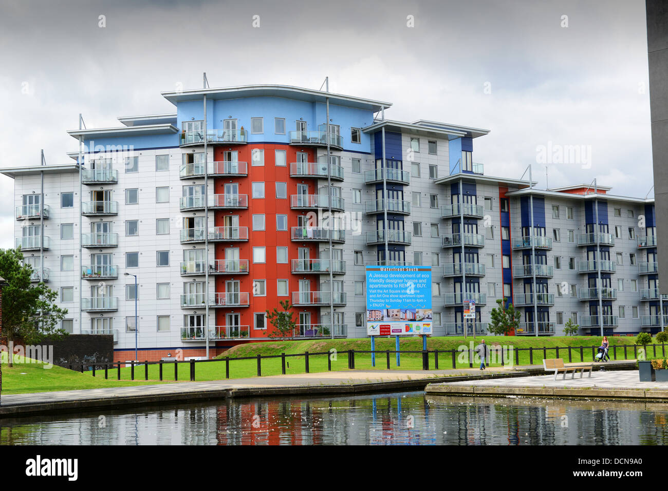 Walsall Apartments Stock Photos & Walsall Apartments Stock Images ...
