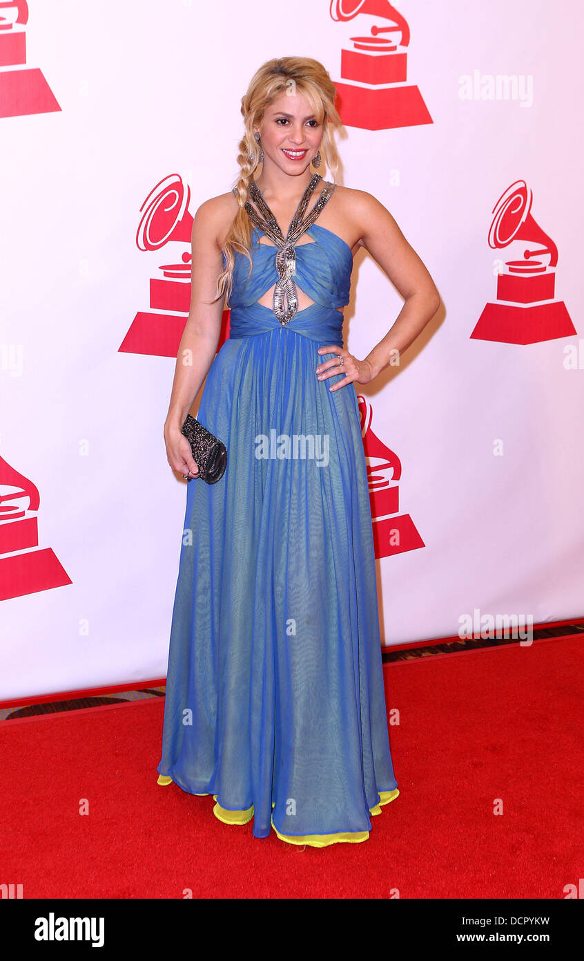 Shakira 2011 Latin Recording Academy Person of the Year Tribute to ...