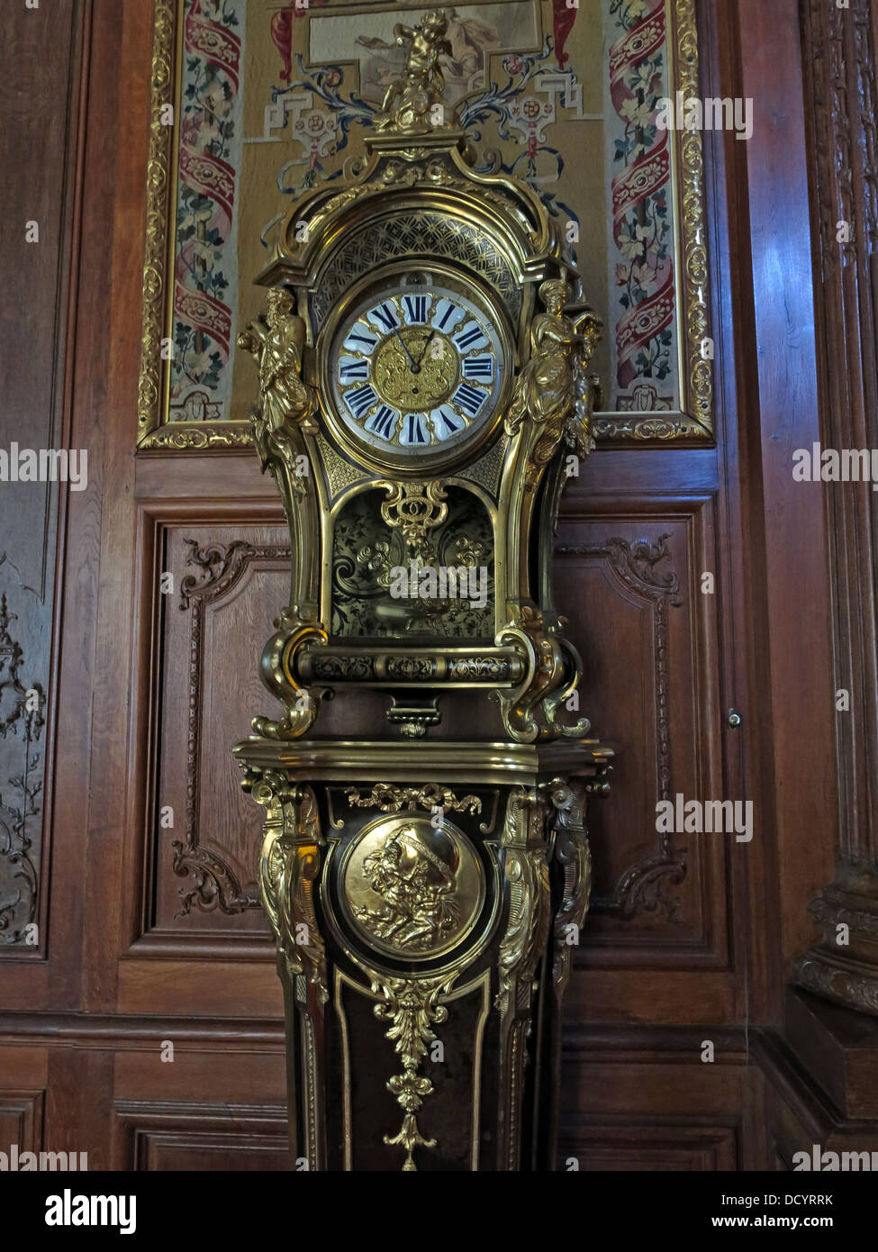 English,British,stately,homes,houses,national,trust,tourist,tourism,travel,class,system,upper,twit,Rothschild,Rothschilds,french,style,France,19th,century,important,makers,in,18th-century,18th,clockmaker,to,the,king,Julien,Leroy,and,Jean-André,Lepaute,Jean-Andre,Jean,Andre,Boulle,Cressent,Pedestal,Gotonysmith Waddesdon Manor,Bicester Rd,Aylesbury,Buckinghamshire,England,UK HP18 0JH hp180jh 1720,Buy Pictures of,Buy Images Of
