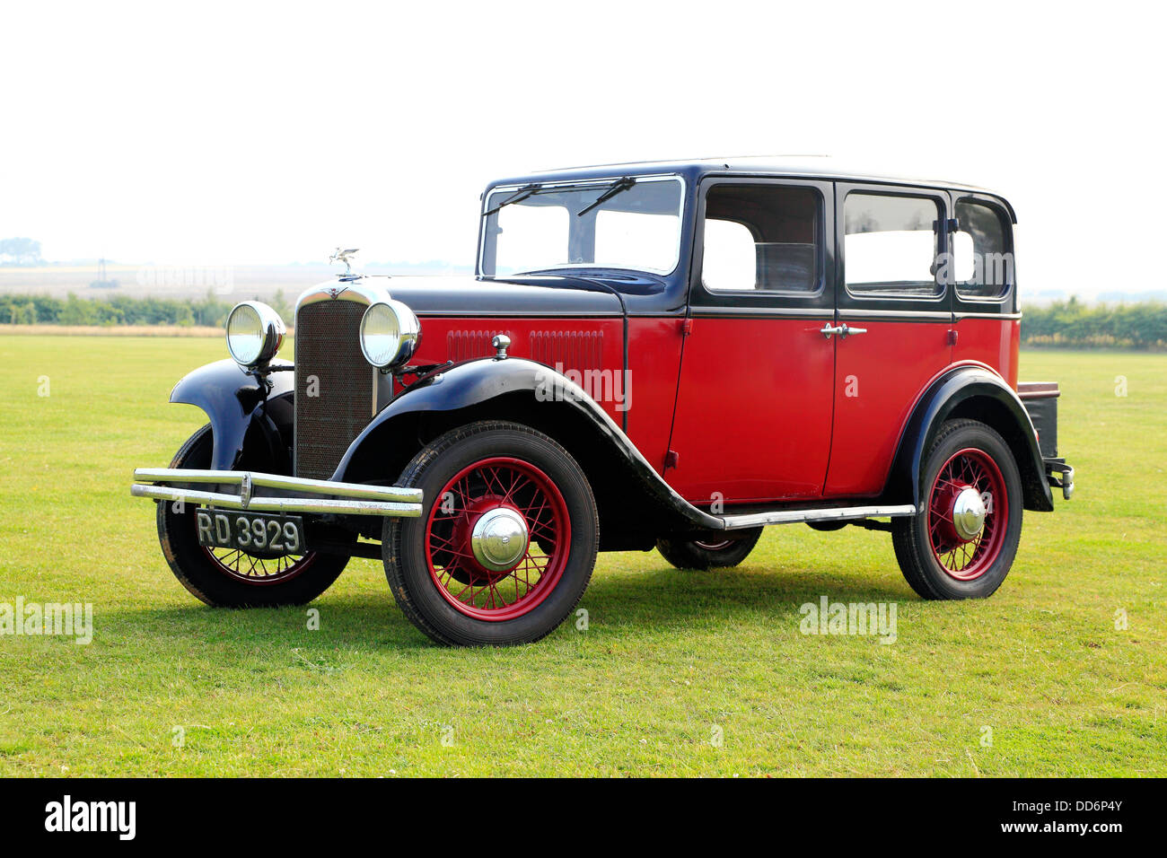 Hillman Minx, 1932 vintage motor car, England UK British classic ...