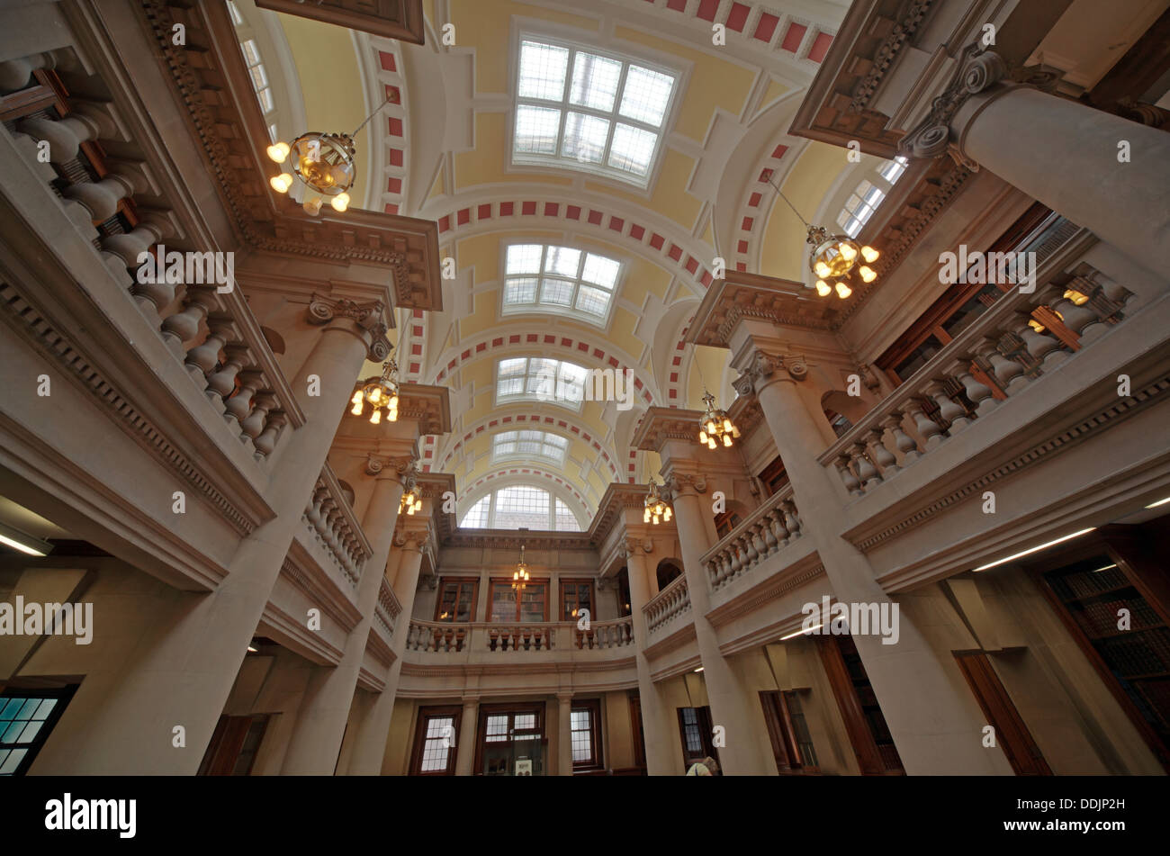 historic,history,book,books,Merseyside,listed,building,buildings,reading,room,grade,II,grade2,gradeII,William,Brown,Street,Cornelius,Sherlock,interior,inside,shelves,shelf,light,lighting,ceiling,dome,G,great,Britain,Architecture,design,round,hall,city,centre,high,tall,gotonysmith,Hugh,Frederick,British,England,English,librarian,librarians,L3,8EW,L38EW,Buy Pictures of,Buy Images Of