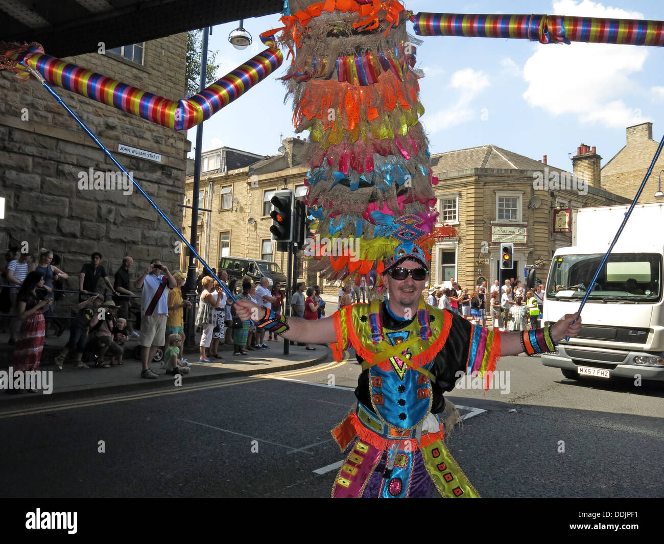 Kirklees,council,local,authority,LA,West,Yorkshire,England,English,UK,GB,Great,Britain,British,town,centre,Saturday,13th,July,event,HACCT,office,African-Caribbean,African,Caribbean,Afro,dancer,dancers,Masqueraders,costume,colourful,Hudawi,trust,diversity,diverse,events,leisure,activities,under,Gotonysmith,sun,sunny,day,summer,center,13/07/2013,Greenhead,Park,Afro-Caribbean,costumes,colorful,culture,cultural,streets,parades,jab,jabs,jab-jabs,St,Johns,Rd,from,Willow,Lane,to,John,William,St,Johns,Rd,Market,Place,Cloth,Hall,St,from,Market,Place,to,St,from,Cloth,Hall,St,to,Westgate,from,to,Trinity,St,johns,Yorks,WestYorks,HD11NU,1NU,bridge,Buy Pictures of,Buy Images Of