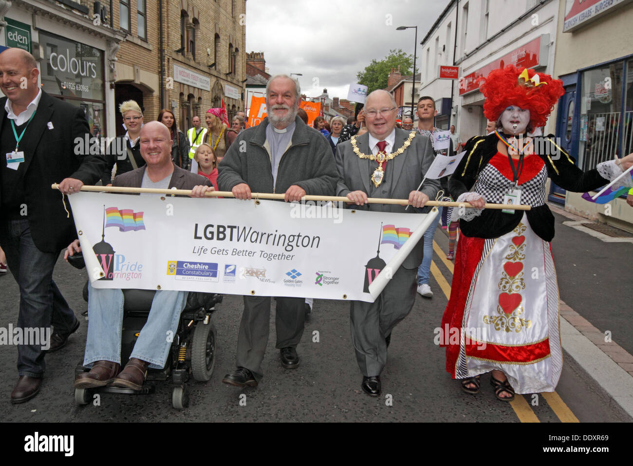 England,WA1,UK,GB,Great,britain,British,gay,lesbian,trans,transgender,LGBT,Bi,Bi-sexual,bisexual,people,men,women,marching,rights,WarringtonPride,march,marches,WBC,borough,council,unitary,local,authority,GGHT,golden,gates,housing,trust,events,celebrating,event,annual,yearly,flag,7th,seventh,gotonysmith,Warington,gayrights,Sep,Sept,Stonewall,town,demonstrate,demonstrators,demonstrator,Liberation,Front,GLF,gayness,gayboy,boy,boys,girls,girl,population,world,worldpride,Canal,St,street,rugby,player,players,team,cup,rugbyworldcup,07/09/2013,09/07/2013,Rylands,Palmyra,Sq,square,Bond,Bridge,WarringtonLGBT,LGBTWarrington,members,volunteers,stigma,services,service,HIV,aids,sexuality,sex,lgbtwarrington.co.uk,WA1,1JL,WA11JL,Vicar,130th,Lord,mayor,Councillor,Peter,Carey,and,Clair,Haslam,banner,walk,down,Rylands,Street,Buy Pictures of,Buy Images Of