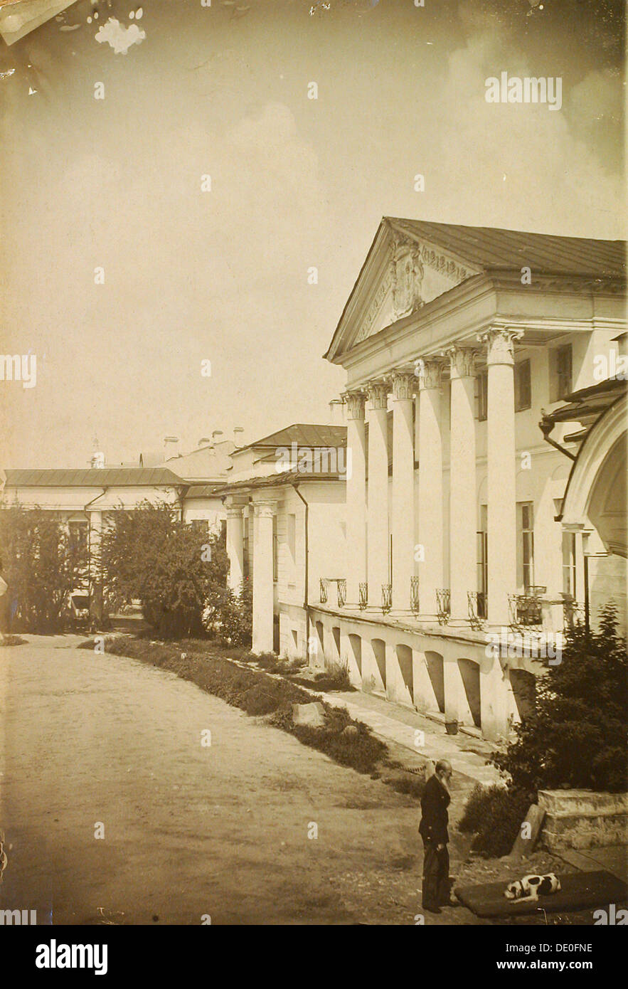 The Palace of Arts, Moscow, Russia, 1920s. - Stock Image