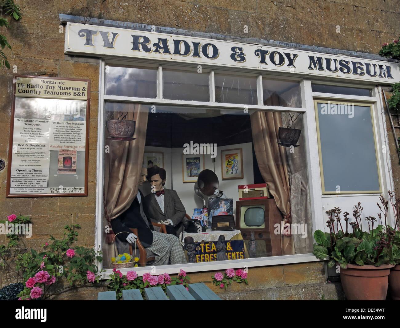 TV,Radio,&,Toy,Museum,history,historic,Montecute,Village,south Somerset,England,UK,historic,window,tourist,attraction,tea,room,coffee,shop,TA15,6XD,memorabilia,exhibits,nostalgia,nostalgic,childhood,programmes,programs,BBC,ITA,ITV,ATV,Tardis,BW,TA15 6XD,Dr Who,Black and White,GoTonySmith,@HotpixUK,Buy Pictures of,Buy Images Of,Images of,Stock Images
