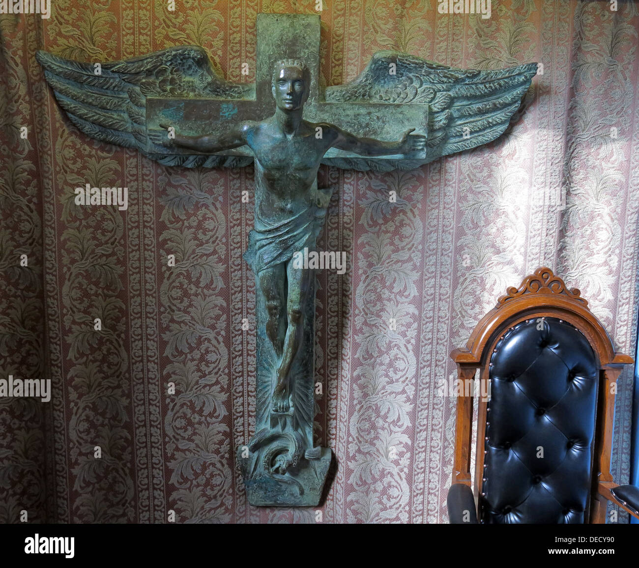 Church,Kirk,Art,Canon Gate,Cross,religion,religious,detail,Old Town,Old,Town,Bronze Crucifix,Bronze,Crucifix,Art,interior,inside,Canongate Kirk,Edinburgh Old Town,153 Canongate,Edinburgh,Midlothian,EH8 8BN,EH88BN,GoTonySmith,Buy Pictures of,Buy Images Of